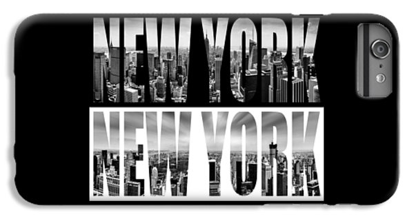 Empire State Building iPhone 6 Plus Case - New York New York by Az Jackson