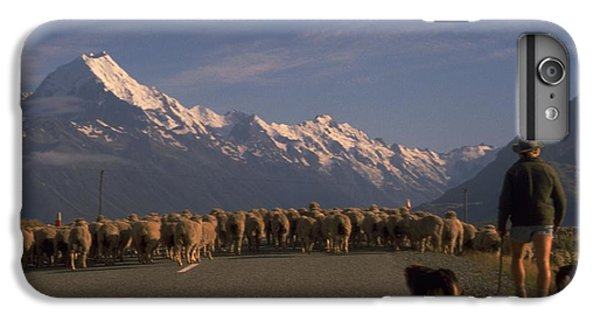 New Zealand Mt Cook IPhone 6 Plus Case