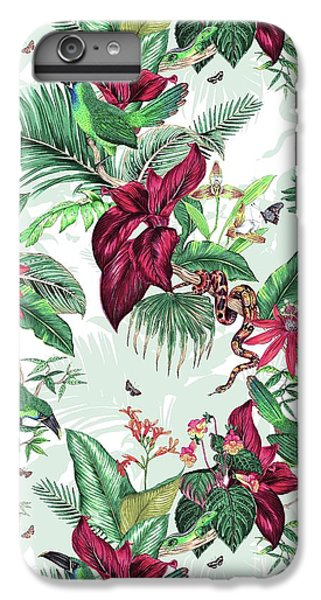 Nicaragua IPhone 6 Plus Case by Jacqueline Colley