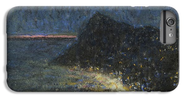 Ant iPhone 6 Plus Case - Night Motif From Capri by Ants Laikmaa