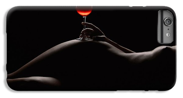 Wine iPhone 6 Plus Case - Night by Naman Imagery