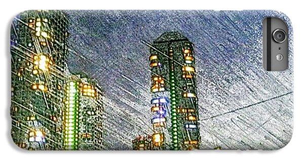 Tokyo River IPhone 6 Plus Case by Daisuke Kondo