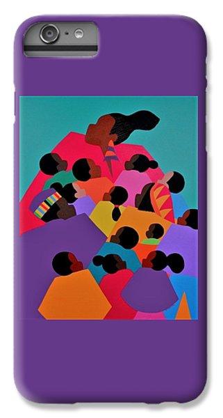 iPhone 6 Plus Case - Nina The High Priestess by Synthia SAINT JAMES