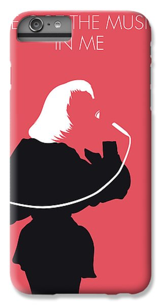 Elton John iPhone 6 Plus Case - No092 My Kiki Dee Minimal Music Poster by Chungkong Art
