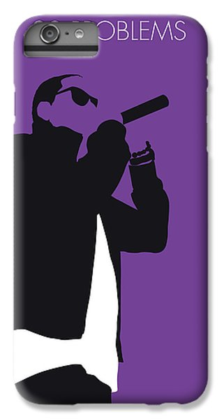 No101 My Jay-z Minimal Music Poster IPhone 6 Plus Case