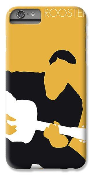 Folk Art iPhone 6 Plus Case - No124 My Howlin Wolf Minimal Music Poster by Chungkong Art