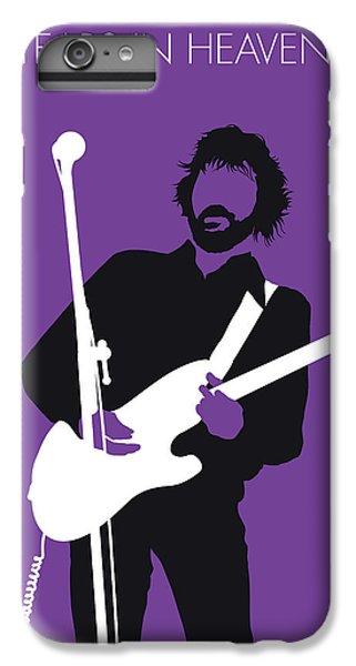 No141 My Eric Clapton Minimal Music Poster IPhone 6 Plus Case