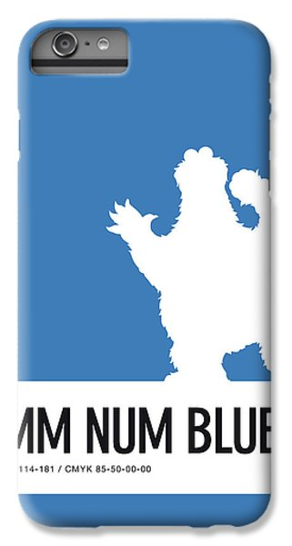 Frogs iPhone 6 Plus Case - No29 My Minimal Color Code Poster Cooky  by Chungkong Art