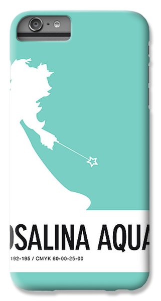 Daisy iPhone 6 Plus Case - No39 My Minimal Color Code Poster Rosalina by Chungkong Art