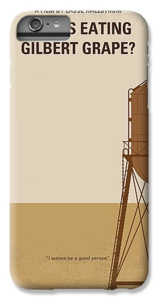 No795 My Whats Eating Gilbert Grape Minimal Movie Poster IPhone 6 Plus Case