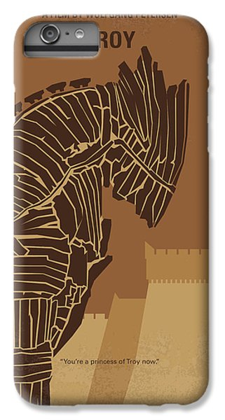 No862 My Troy Minimal Movie Poster IPhone 6 Plus Case
