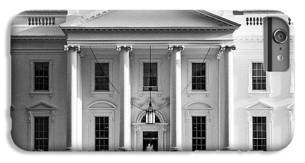 Whitehouse iPhone 6 Plus Case - north facade from pennsylvania avenue the white house Washington DC USA by Joe Fox