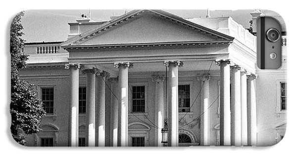Whitehouse iPhone 6 Plus Case - north facade of the White House Washington DC USA by Joe Fox
