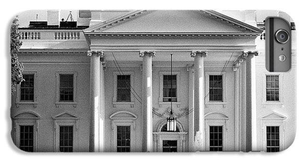 Whitehouse iPhone 6 Plus Case - northern facade of the white house Washington DC USA by Joe Fox