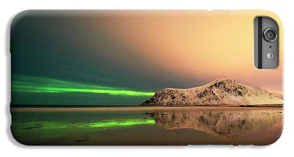 Northern Light In Lofoten Nordland 5 IPhone 6 Plus Case