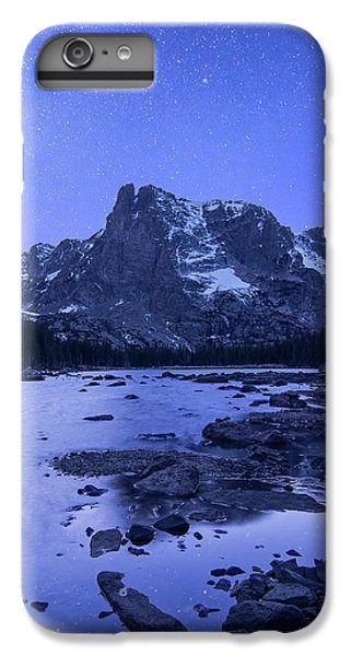 IPhone 6 Plus Case featuring the photograph Notchtop Night Vertical by Aaron Spong
