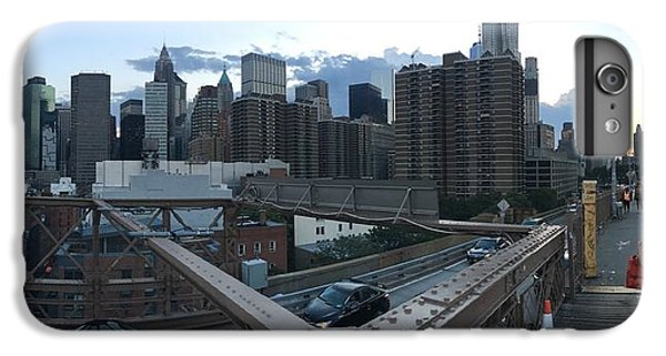 NYC IPhone 6 Plus Case by Ashley Torres