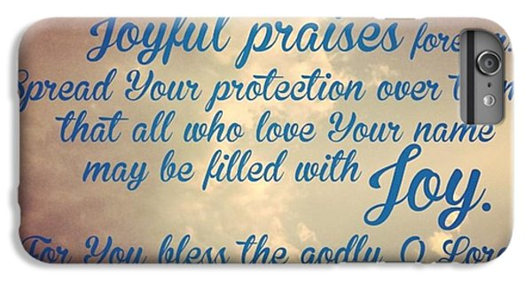 Design iPhone 6 Plus Case - O Lord, Hear Me As I Pray;  Pay by LIFT Women's Ministry designs --by Julie Hurttgam