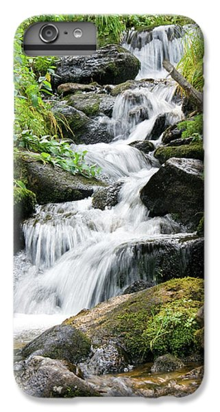 Oasis Cascade IPhone 6 Plus Case by David Chandler
