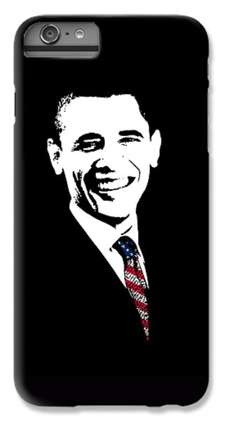 Barack Obama iPhone 6 Plus Case - Obama Graphic by War Is Hell Store