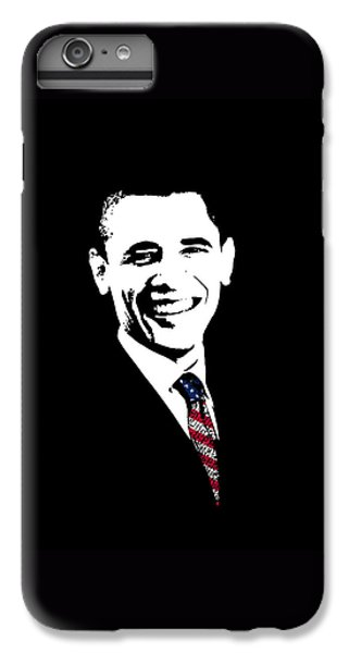 Obama IPhone 6 Plus Case by War Is Hell Store