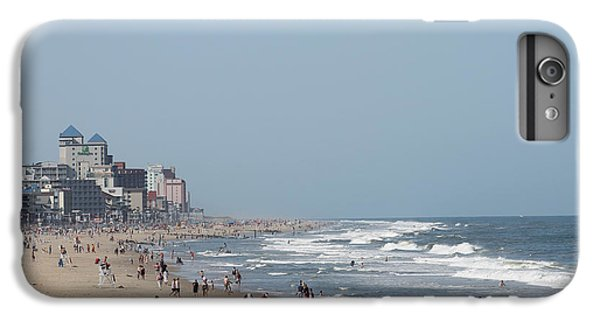 Ocean City Maryland Beach IPhone 6 Plus Case