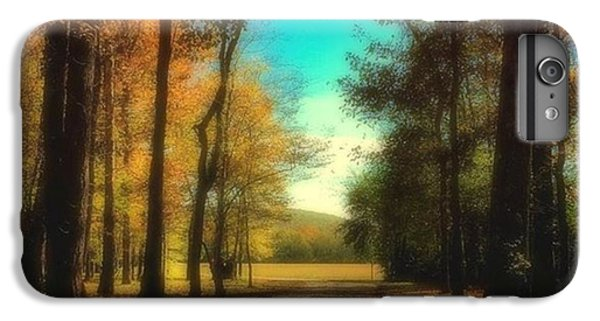 October Path IPhone 6 Plus Case by Steven Gordon