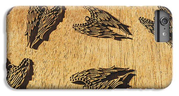 IPhone 6 Plus Case featuring the photograph Of Devils And Angels by Jorgo Photography - Wall Art Gallery