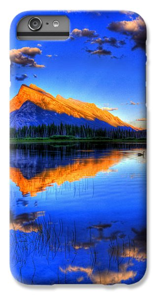 Geese iPhone 6 Plus Case - Of Geese And Gods by Scott Mahon