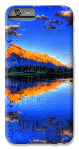 Of Geese And Gods IPhone 6 Plus Case by Scott Mahon
