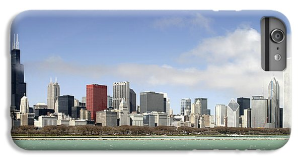 Off The Shore Of Chicago IPhone 6 Plus Case by Ricky L Jones