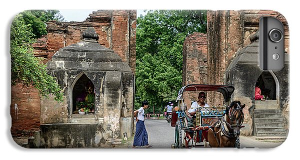 Old Bagan IPhone 6 Plus Case by Werner Padarin