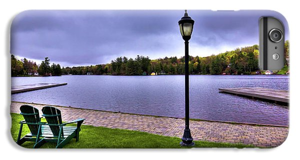 Old Forge Waterfront IPhone 6 Plus Case by David Patterson