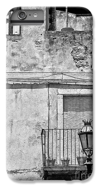 Old House In Taormina Sicily IPhone 6 Plus Case
