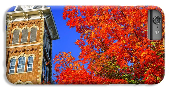 Old Main Maple IPhone 6 Plus Case by Damon Shaw