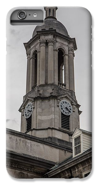 Penn State University iPhone 6 Plus Case - Old Main Penn State Clock  by John McGraw