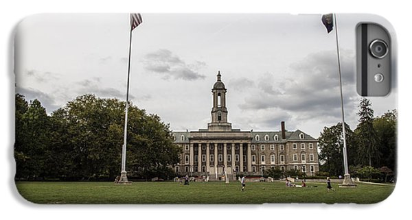 Penn State University iPhone 6 Plus Case - Old Main Penn State Wide Shot  by John McGraw