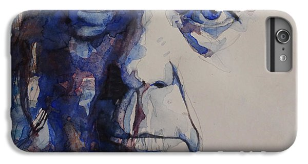 Old Man - Neil Young  IPhone 6 Plus Case by Paul Lovering