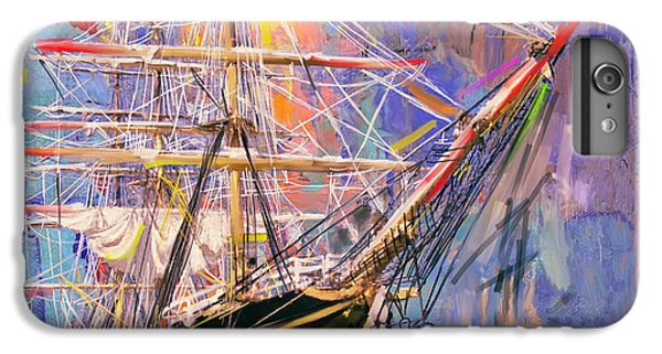 Old Ship 226 4 IPhone 6 Plus Case by Mawra Tahreem