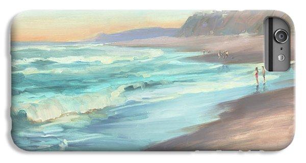 Pacific Ocean iPhone 6 Plus Case - On The Beach by Steve Henderson
