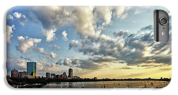 On The Charles II IPhone 6 Plus Case by Rick Berk