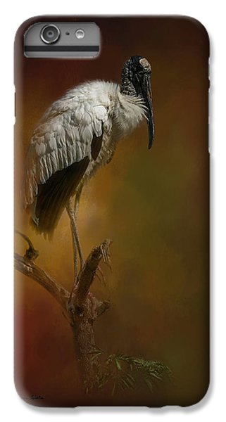 Stork iPhone 6 Plus Case - On The Fork by Marvin Spates