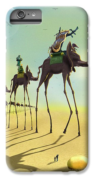 On The Move 2 IPhone 6 Plus Case by Mike McGlothlen
