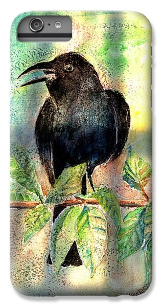 On The Outside Looking In IPhone 6 Plus Case by Arline Wagner