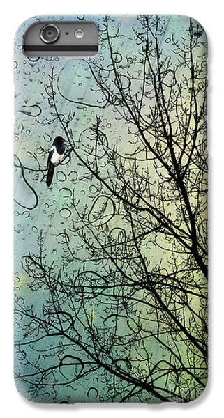One For Sorrow IPhone 6 Plus Case by John Edwards