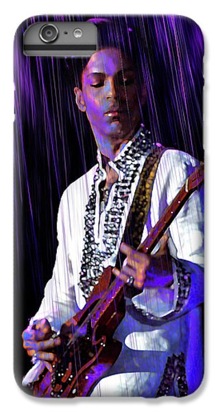 Rock Legend iPhone 6 Plus Case - Only Want To See You by Mal Bray
