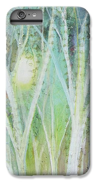 Nature Trail iPhone 6 Plus Case - Opalescent Twilight I by Shadia Derbyshire