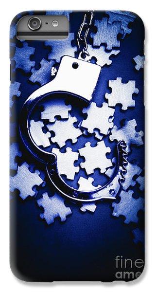 Open Case Mystery IPhone 6 Plus Case