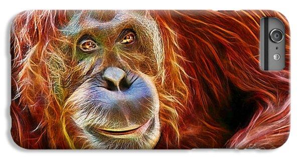 Orangutan Collection IPhone 6 Plus Case
