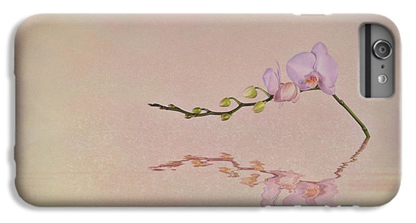 Orchid Blooms And Buds IPhone 6 Plus Case by Tom Mc Nemar